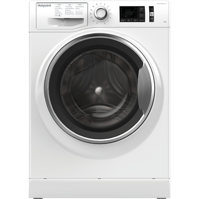 Hotpoint NM111065WCAUK ActiveCare A+++ Rated 10Kg 1600 RPM Washing Machine