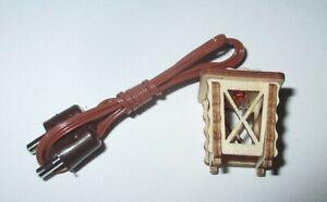 Kahlert-Lanterne-Pour-Creches-3-5-Volt-Bois-18mm-Neuf-Emballage-D-039-Origine