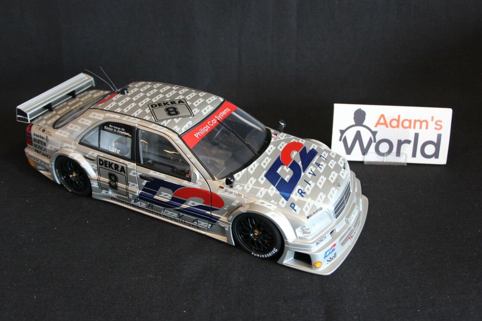 UT Models Mercedes-Benz C-Class DTM 1994 1 18  8 Ellen Lohr (GER) (JS)