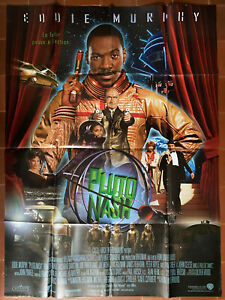Plakat Pluto Nash Ron Underwood Eddie Murphy Rosario Dawson 120x160cm