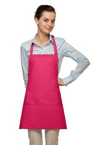 Daystar-Aprons-1-Style-200PD-three-pocket-w-pencil-div-bib-apron-Made-in-USA