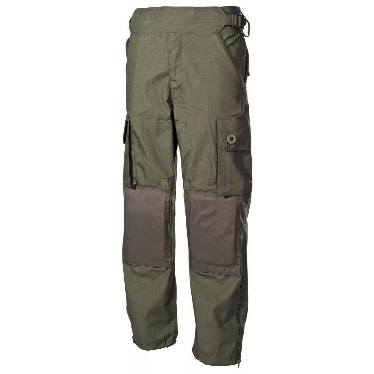 High Quality Tactical Battle Trousers - Comandos - Military Pants -  Olive Green