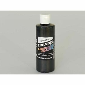 8-62-100ml-pearl-Schwarz-Createx-Airbrush-Colors-Farbe-120ml-12-5315-Createx