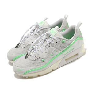 Details about Nike Air Max 90 Sail Neon Green Light Bone Platinum Tint Men Shoes CZ9078-010