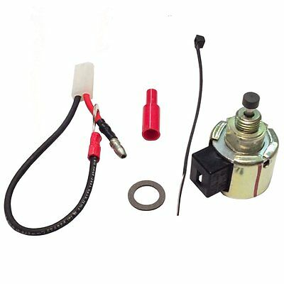 CARBURETOR fuel gas shutoff SOLENOID - KOHLER CH11 CH12 CH13 CH14 CH15 CH16  carb 715020903735 | eBay