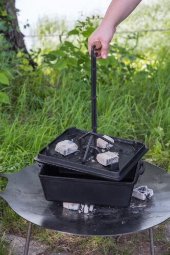 Petromax Profi-Deckelheber für alle Dutch Oven und Feuertöpfe