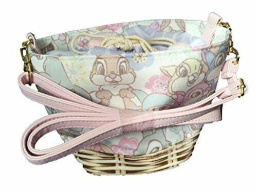 Disney Easter 2016 Thumper /& Miss Bunny shoulder F//S Tokyo Disneyland limited