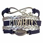 Dallas Cowboys Bracelet, Cowboys Jewelry & Dallas Cowboys Gift