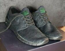 the latest 5c200 82d77 item 8 Nike Stefan Janoski Max SB Green   Black Mens Skate Shoes  631303-003   Size 11.5 -Nike Stefan Janoski Max SB Green   Black Mens Skate Shoes ...