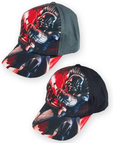 Boys Star Wars Summer Baseball Cap Size 52 770128 4 to 12 Years 54 /& 56 cm