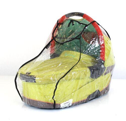 New Design Raincover To Fit Quinny Buzz Dreami Carrycot Rain Cover Pram