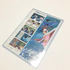 Science Ninja Team Gatchaman : Japanese stamp sheet / new