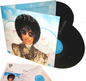 Image Is Loading Prince Art Official Age VINYL NEW SEALED
