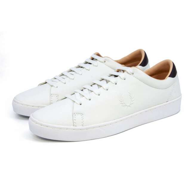 Fred Perry Men Spencer Mesh/Suede