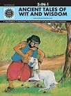 Ancient Tales of Wit and Wisdom by Amar Chitra Katha Pvt (Hardback, 1999)