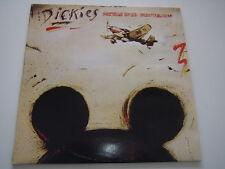 """the Dickies : Stukas over Disneyland............. 10"""" -  Green Vinyl"""