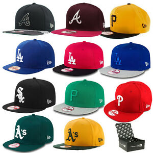 5d2df12650c NEW ERA HATS   CAPS - 9FIFTY SNAPBACKS CAPS - MIXED TEAMS - MENS ...