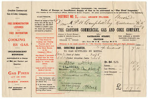 I-B-Edward-VII-Revenue-Receipt-Note-Croydon-Commercial-Gas-amp-Coke