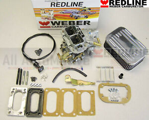 Details about Isuzu Pickup Trooper 2 3 Weber Carburetor Conversion Kit  w/Manual Choke carb