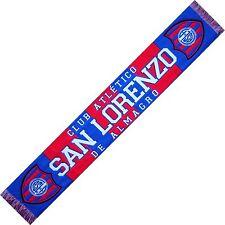 ECHARPE SAN LORENZO Argentine scarf schal cachecol sjaal no drapeau maillot ...