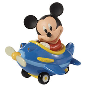 New PRECIOUS MOMENTS DISNEY Figurine BABY MICKEY MOUSE Porcelain ...