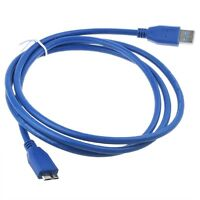 Usb 3.0 Cable Cord Lead For Hitachi Touro Mobile Mx3 Htolmx3na5001abb 0s03452