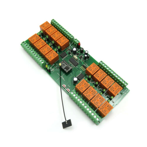 Wi-Fi Wireless TCP//IP and UDP Relay Board