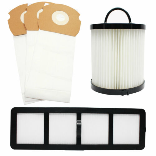 A 3 Vacuum Bags /& 1 Filter /& 1 Filter for Eureka AS1000A AirSpeed Gold AS1001A