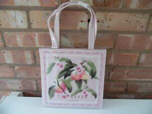 Peach Baker Nieuw Ted Pink Bag Blossom Floral 8XnPkN0Ow