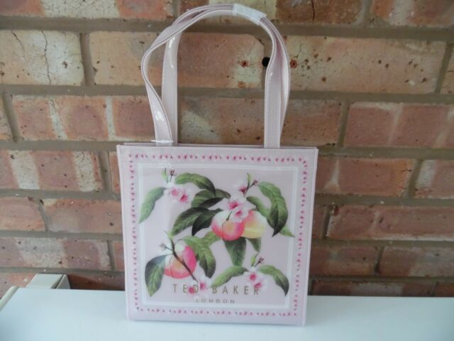 f6edfdc564 Ted Baker Pink Peach Blossom Floral Bag for sale online | eBay