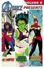 A-Force Presents Vol. 6: Volume 6 by G. Willow Wilson, Kelly Sue DeConnick, Nathan Edmondson (Paperback, 2016)