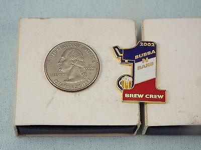 2002 Bubba & Barb Brew Crew Pin