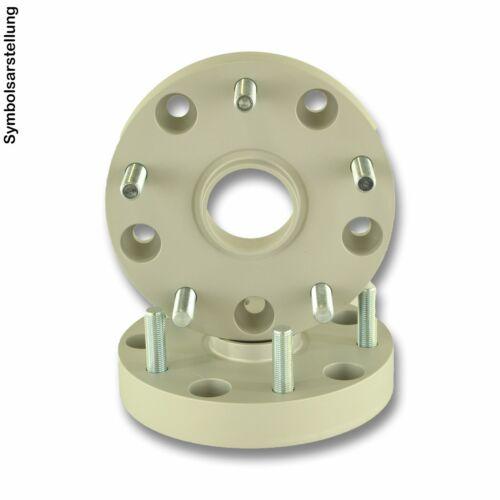 EIBACH Spurplatten Spurverbreiterung Ø54 4x100 40mm Reiniger //// 2x20mm