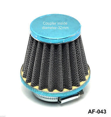 38mm Air Filter for 90cc-125cc GY6 ATV Dirt Bike Go Kart Qued Moped Scooter E5