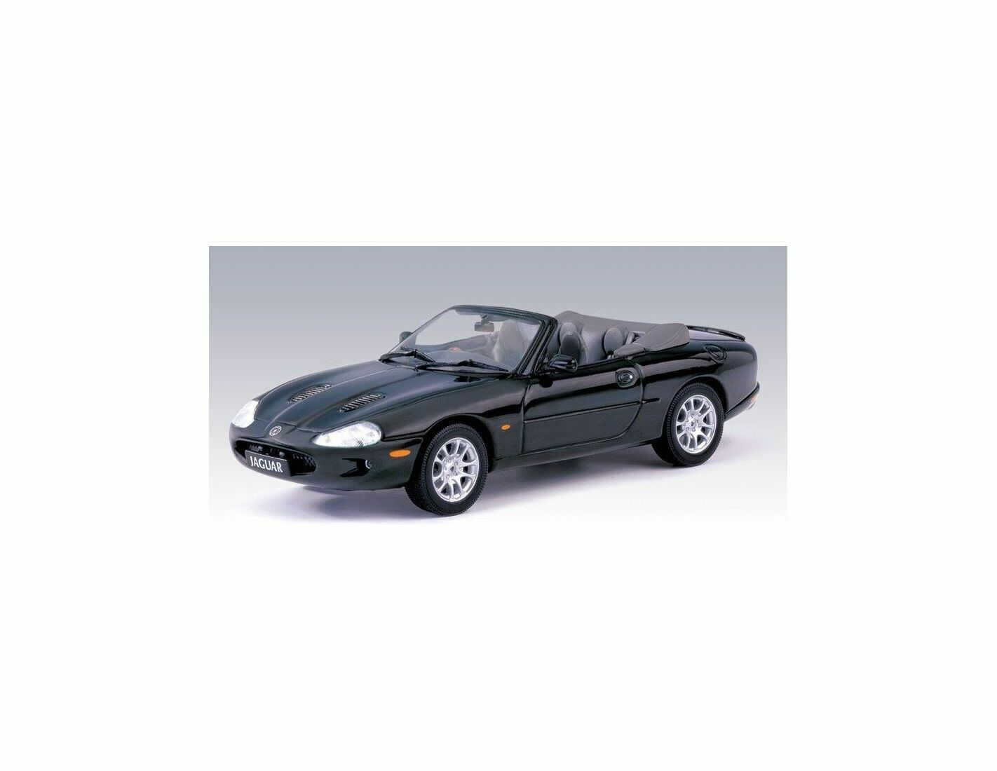Car Art   Gateway 53701 JAGUAR XKR CABRIO Grün 1 43 Modelino