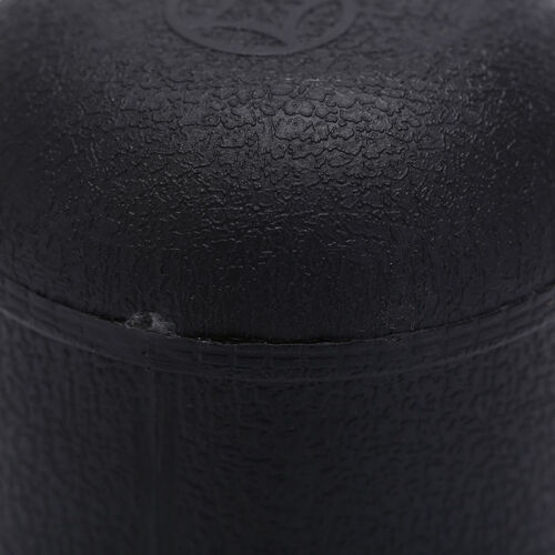 7.5cm x 10cm ktv pub party game toy plastic dice cup black shaking cup bo .A