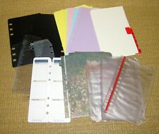 Franklin Covey Compact Accessories Pack With Dividers Page Lifter Card Holders