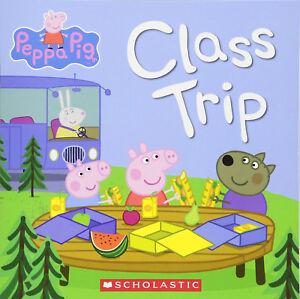 Peppa-Pig-Class-Trip-Paperback-FREE-shipping-35