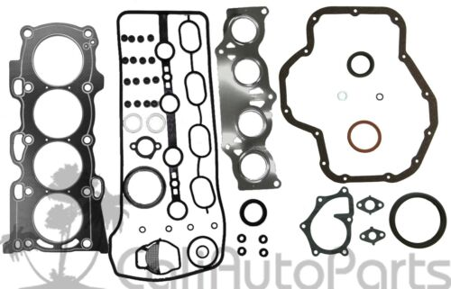 BEARINGS RINGS 04-15 SCION xB TC 2AZFE DOHC 16V 2.4L GRAPHITE FULL SET FITS