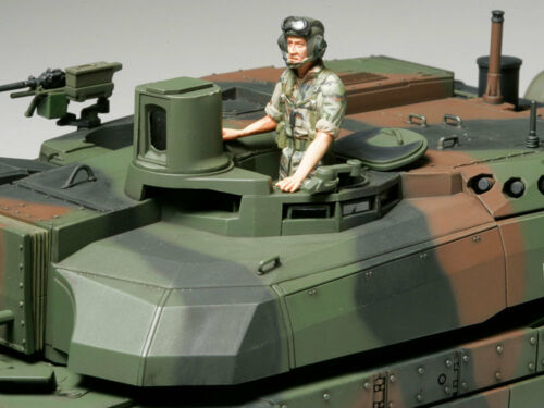 Tamiya 35362 1//35 Scale Model Kit French MBT Main Battle Tank Leclerc Series 2