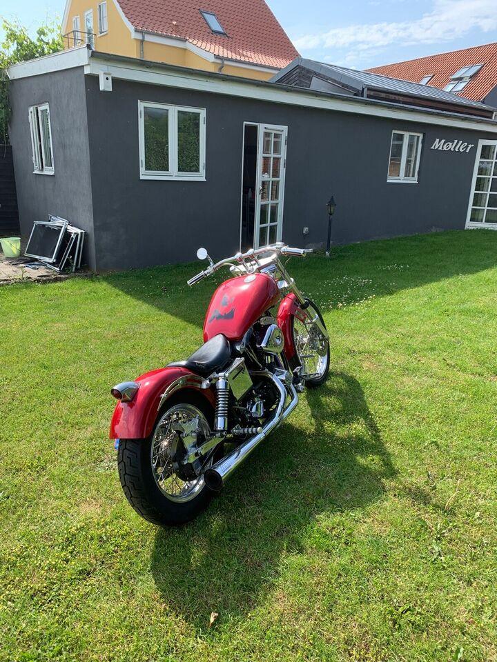 Harley-Davidson, Showelhead , 1200 ccm