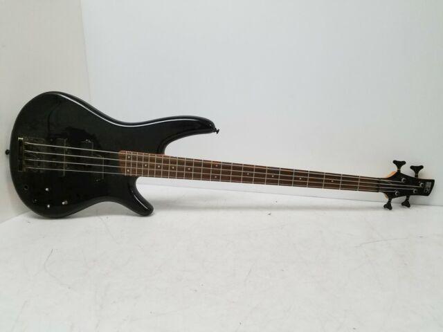 Ibanez Sound Gear SR400 4 String Black Bass Guitar