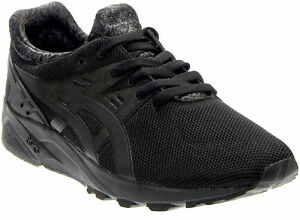 asics gel kayano black mens