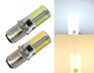 BA15D-B15-LED-bulb-72-4014SMD-White-Warm-220-240V-4W-Light-Silicone-Crystal-Lamp