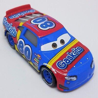 REX REVLER racer GASK-ITS TEAM Mattel Disney Pixar CARS 3