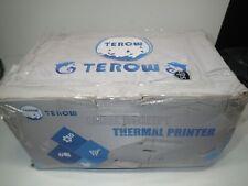 Terow Thermal Receipt Printer Pos 9210 Open Box 4 X 6 Labels