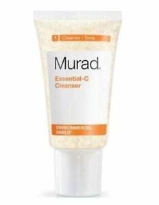Murad-Essential-C-Cleanser-Environmental-Cleanse-Tone-1-5-oz-3-Tubs