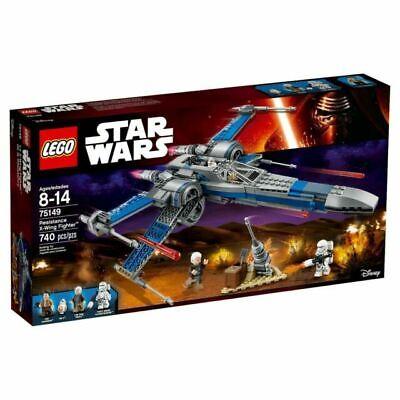 Resistance X-Wing Fighter NIB LEGO Star Wars 75149