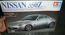 Tamiya 24254 Nissan 350z Track 1/24 Scale Kit