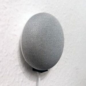 Google Home Mini Wandhalterung, sehr klein, fast unsichtbar, nur eine Schraube!